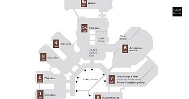 Maison&Objet: new floorplan